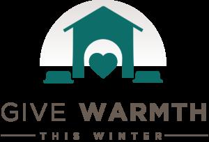 GIVE WARMTH LOGO
