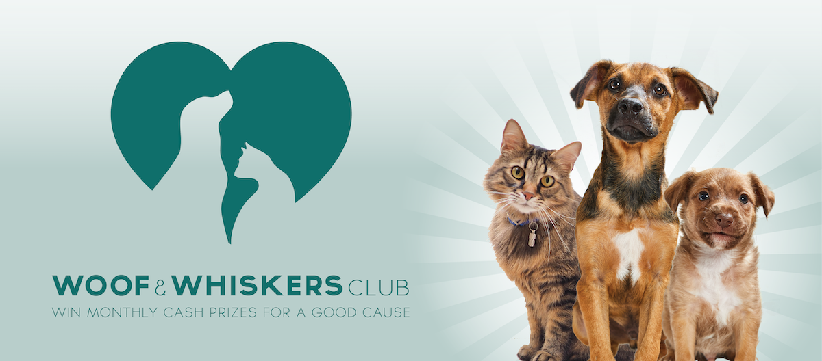 TEARS Animal Rescue - July 2020 Content - Woof & Whiskers - Landing Page - V1-01