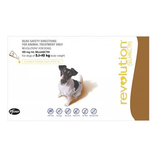 Revolution Dog 5 1 10kg Tears